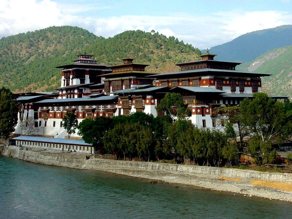 1001 Places I'd Like to visit before I die #18 - Bhutan 2